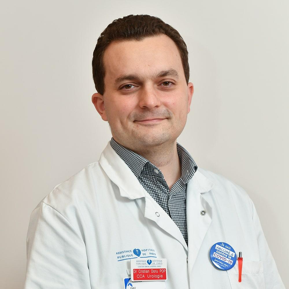 Dr Cristian POP