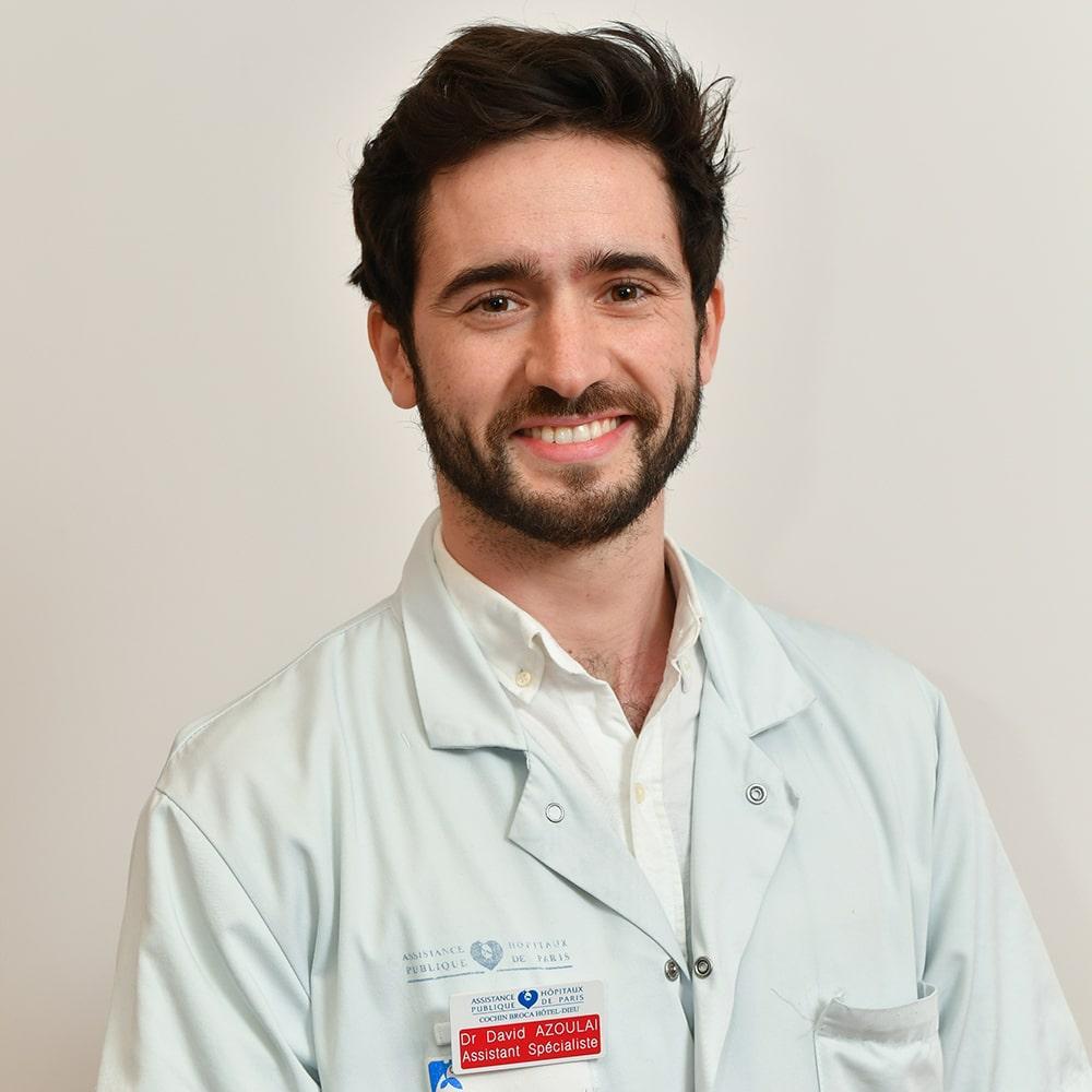 Dr David AZOULAI