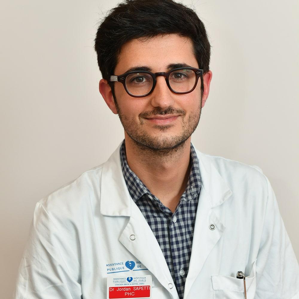 Dr Jordan SAPETTI
