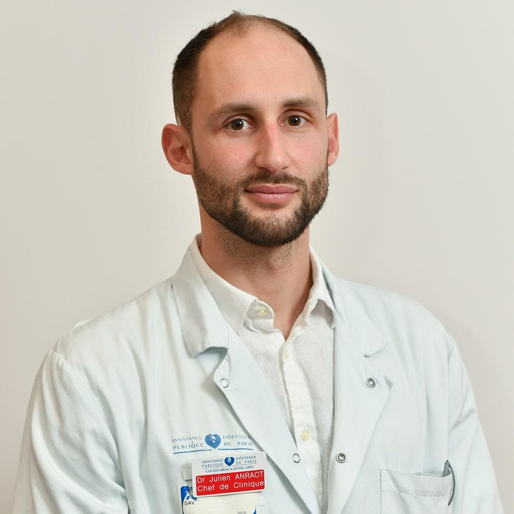 Dr Julien ANRACT