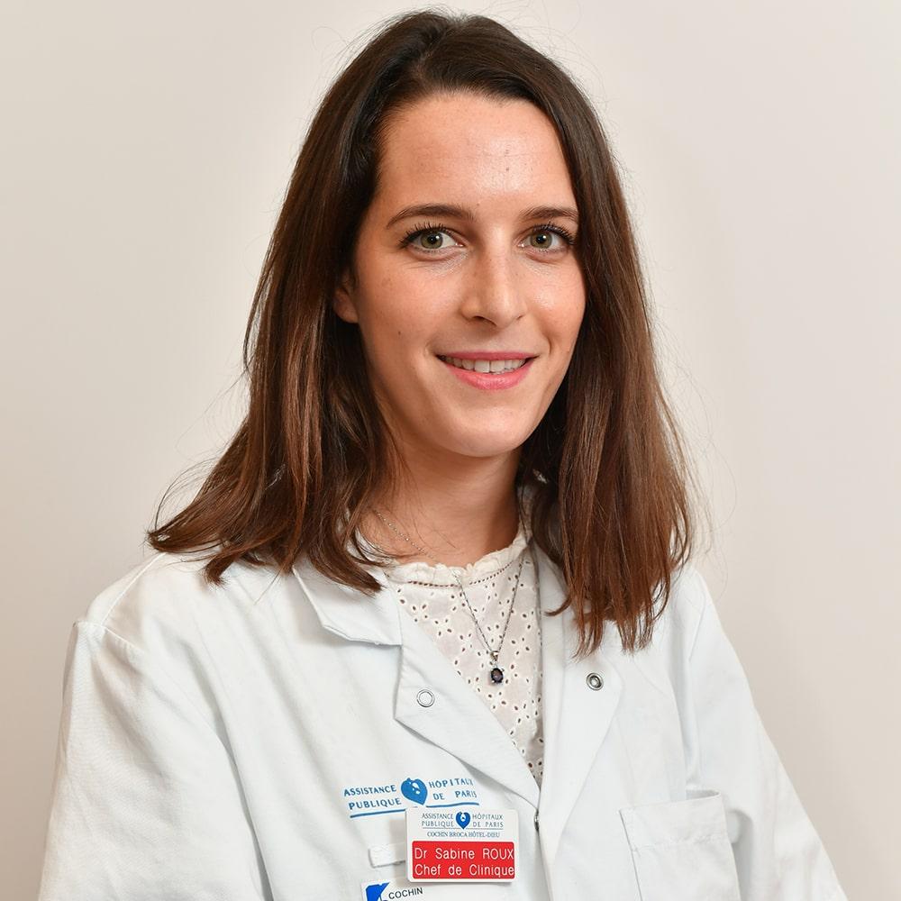 Dr Sabine ROUX