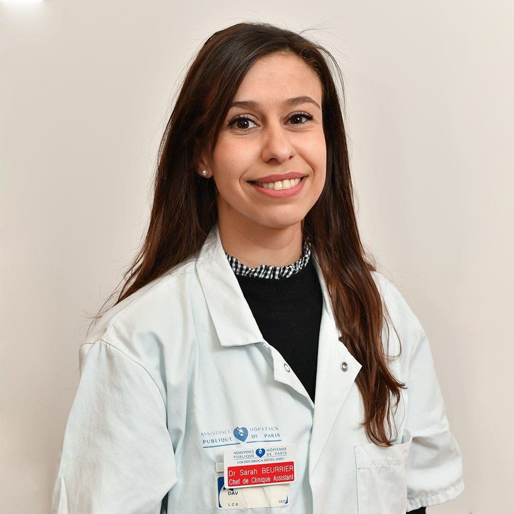Dr Sarah BEURRIER