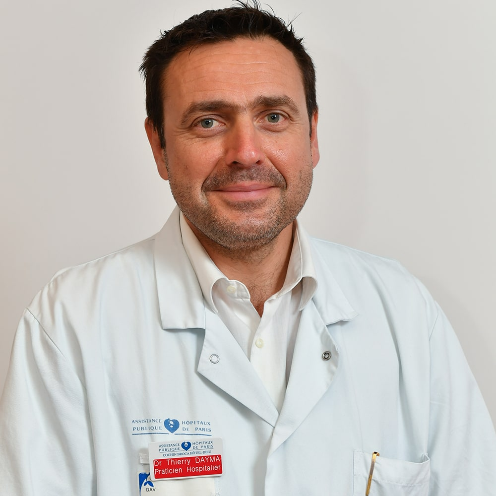 Dr Thierry DAYMA